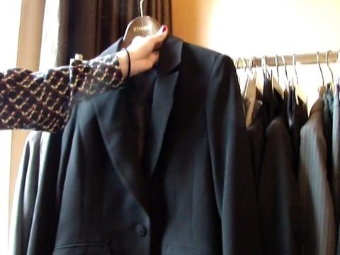ETHIQUE 新作スーツ
